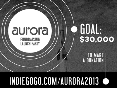 Aurora Launch Poster Progress
