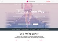 Payasugym Homepage