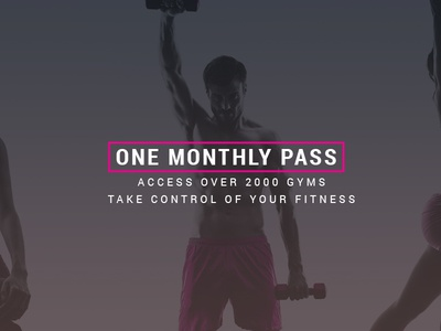 One Monthly Pass