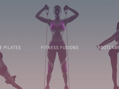 Email Promo graphic email promo web design fitness gym