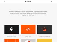 New portfolio site is up! (finally)