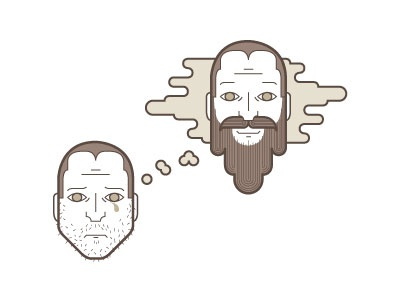 Me beard