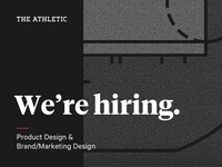 The Athletic is Hiring!