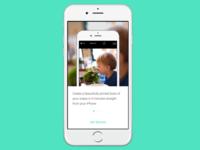 iOS printing app walkthrough