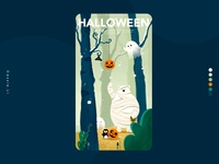 Halloween-whole piece
