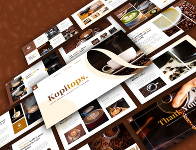 Kopitops- Coffee Business Presentation