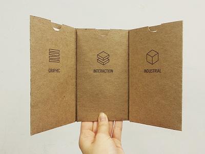 Portfolio — WIP portfolio print booklet icons graphic interaction industrial design