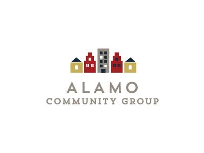 Alamo Community Group logo realty