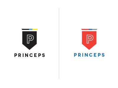 Logo concepts leadership strength military masculine