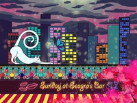 Sunday At Seagra's Bar