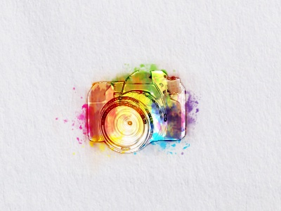 Artcam watercolour camera mofei art