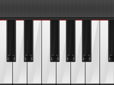 Real Piano Keyboard piano keyboard real