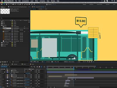 Dribble Shot motiongraphics motion design minimal flat animation vector design illustration