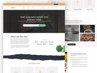 Ruledme Keto Homepage