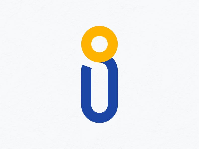 Alphabet I typedesign i love type 36typeofdesign icon ios alphabetdesign alphabet tick idenity excellent wordmark logo