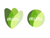 Mimi Logo Design Concepts