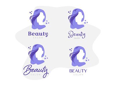 Salon Style Logo Concepts logo type cosmetics beauty salon