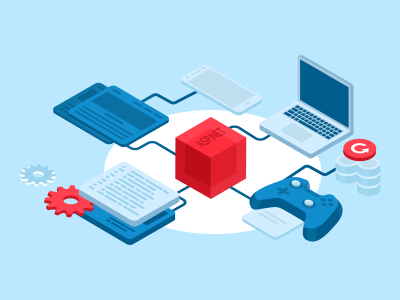 Asp.Net Development communication system customization dekstop browser laptop