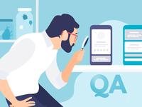 QA Illustration