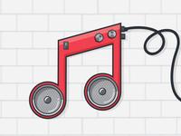 Musical Speakers