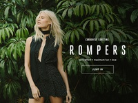 Rompers Email for BB Dakota