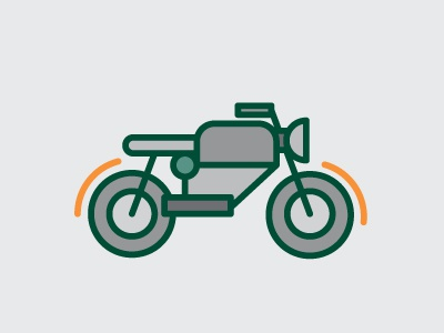 Motorcycle Icon icon motorcycle