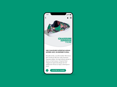 / E-commerce Application / application shoes app shoes ecommerce mobile design uidesign mobile ui mobile dailyui design adobe xd webdesign ui