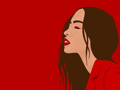 / Woman Illustration / vector vectorart woman portrait woman illustration art illustration illustrator design