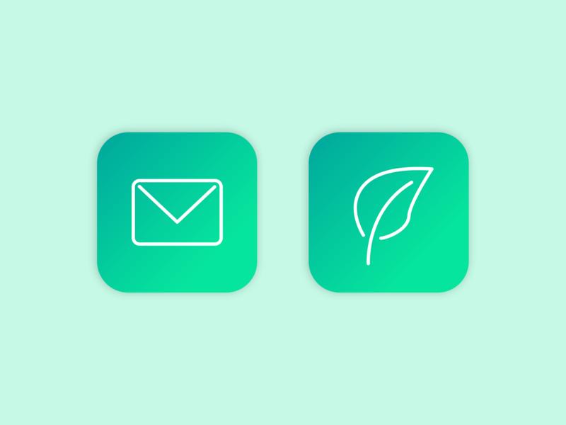 / App Icon / app icon design app icon icon illustrator dailyui