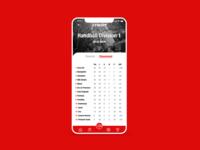/ Leaderboard - Sport app /