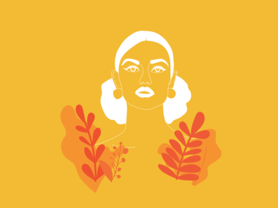 / Woman Illustration /