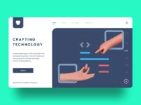 techtab Web Concept