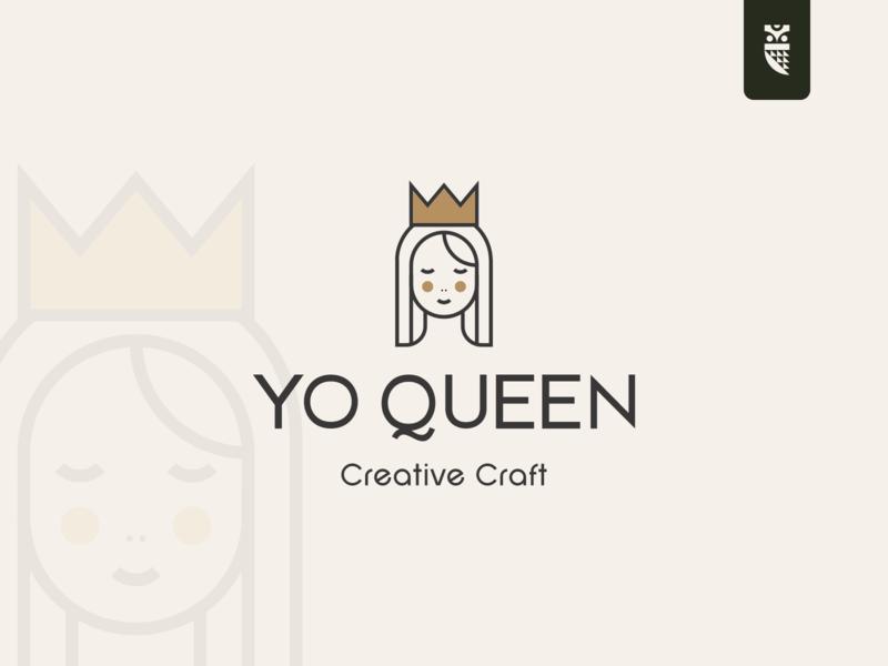 YO QUEEN Branding