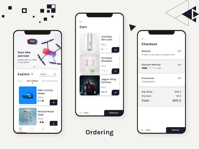 Inkmart Ecommerce Ui Kit