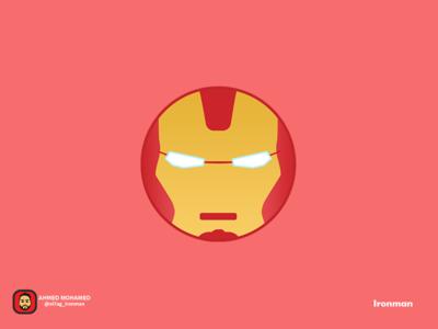 Iron man ball