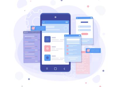 Hire React Native App Developer flutter app development