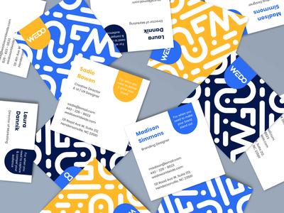 Wedo Business Cards