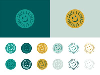 Grace's Garbage Creations Logo Set