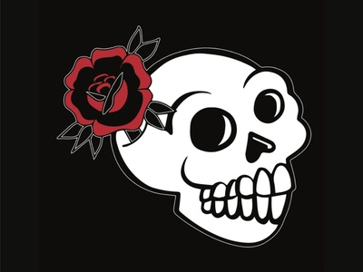 Re Grow Stoked Skull