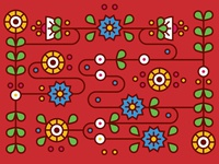 Flower Circuitry