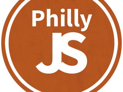 Phillyjs logo white