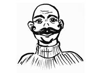 Retired circus man