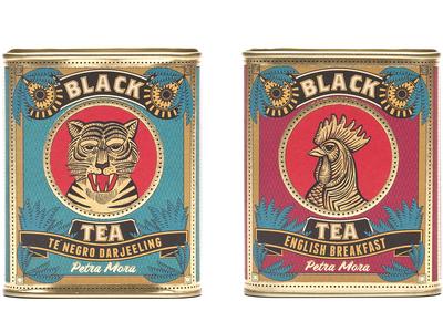 Packaging Design Iria Prol Petramora Tea 27