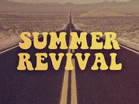 Summer Revival Version 2