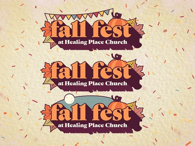 Fall Fest at Healing Place Church