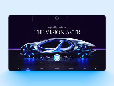 Mercedes-AVTR