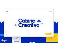 🔥Cabina creativa landing page🔥