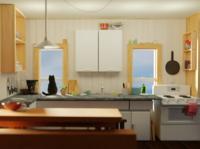 The Cabin (Kitchen)