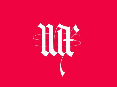 X-M-A-S Monogram typography type design méxico monograms lettering