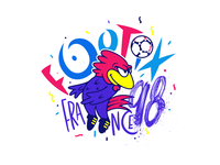 World Cup Characters France 98